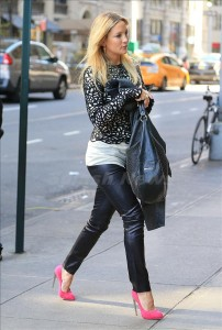 Kate Hudson looks radiant while out and about in NYC